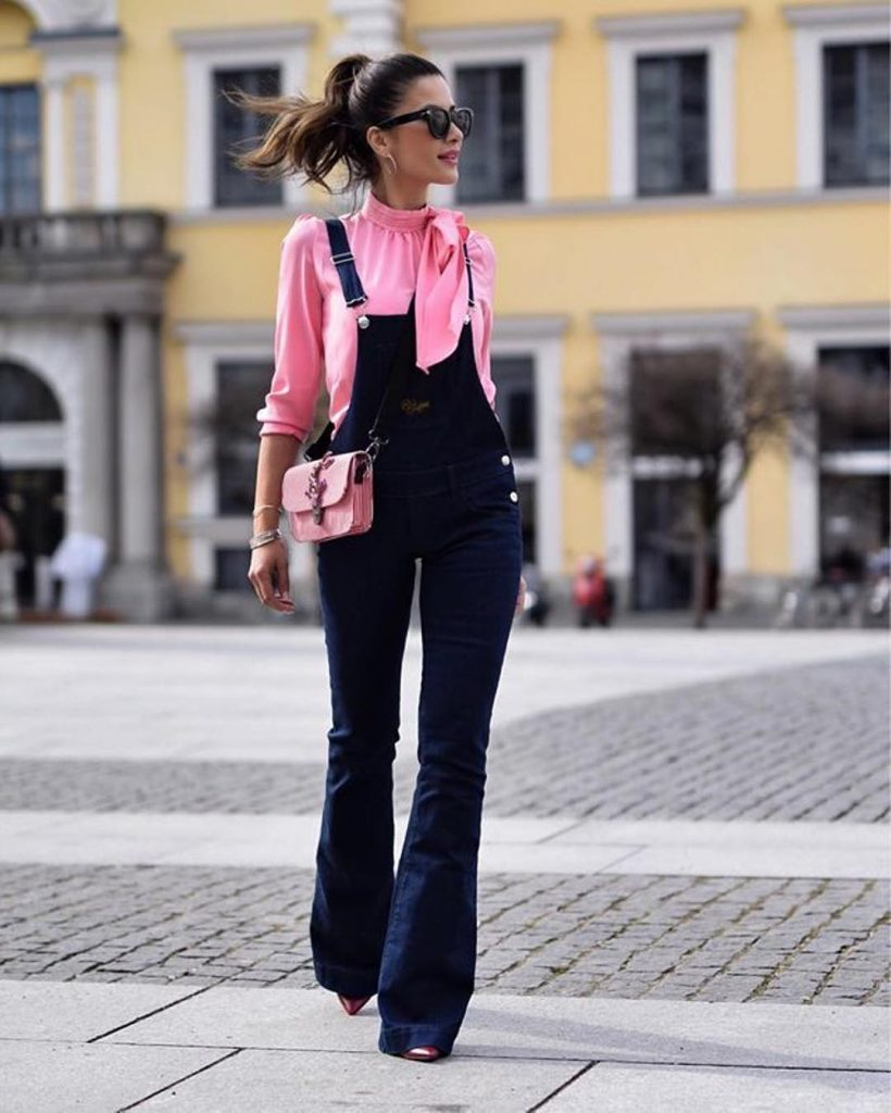how-to-wear-dungarees